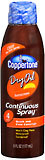 Coppertone Dry Oil Continuous Spray Sunscreen SPF 4 - 6 OZ