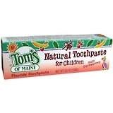 Tom's of Maine Toothpaste Children Silly Strawberry - 3.5 OZ