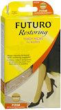 FUTURO Beyond Support Thigh Highs Firm Medium Beige - 1 PR