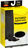 Futuro Dress Socks Firm Large Navy - 1 Pair