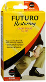 Futuro Support Socks Men's Firm Extra Large Black - 1 Pair