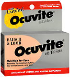 Ocuvite Tablets - 60 TB