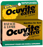 Ocuvite Extra Tablets - 50 TB