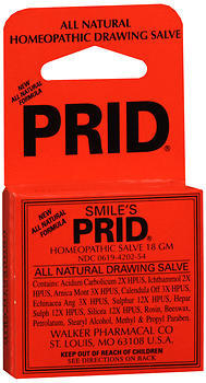 HYLANDS PRID SALVE OINTMENT 20GM  - Size 20GM  ONT at MedshopExpress.Com