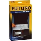 Futuro Sacro Brace Small - 1 Each