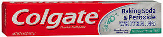 Colgate Toothpaste Tartar Control Clean Mint - 6.4 Ounces