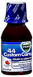 Vicks Formula 44 Custom Care Cough & Cold PM Berry Burst Flavor - 6 OZ