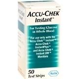 Accu-Chek Test Strips Instant - 50 Each
