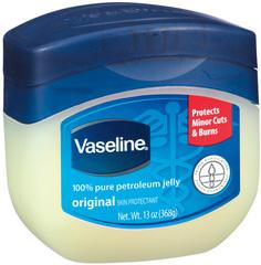 Vaseline 100% Pure Petroleum Jelly Original 13oz