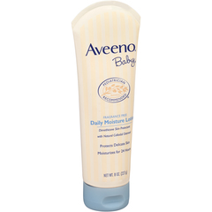Aveeno Daily Baby Lotion, Fragrance Free  - 8oz