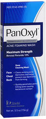 PanOxyl Acne Foaming Wash - 5.5 OZ
