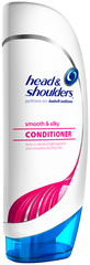 Head & Shoulders Smooth and Silky Dandruff Conditioner - 13.5 OZ