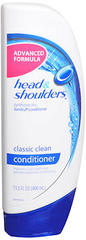 Head & Shoulders Classic Clean Dandruff Conditioner - 13.5 OZ