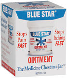 Blue Star Ointment - 2 Ounces