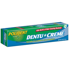 Polident Dentu-Creme 3.9 Ounces