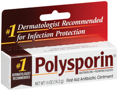 Polysporin First Aid Antibiotic Ointment  - 0.5oz