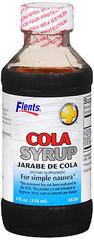 Ezy-Care Cola Syrup - 4 OZ