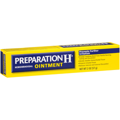Preparation H Hemorrhoidal Ointment  - 2oz