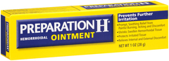 Preparation H Hemorrhoidal Ointment  - 1oz