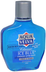 Aqua Velva Classic Ice Blue Cooling After Shave 3.5oz