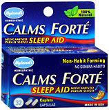Hyland's Calms Forte Sleep Aid Caplets - 32 CP