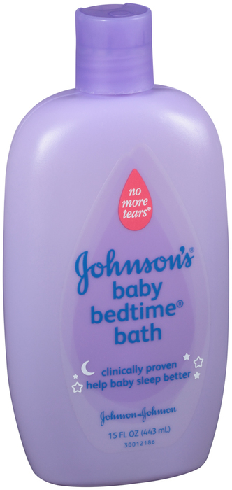 JOHNSON'S Baby Bedtime Bath - 13.6 oz