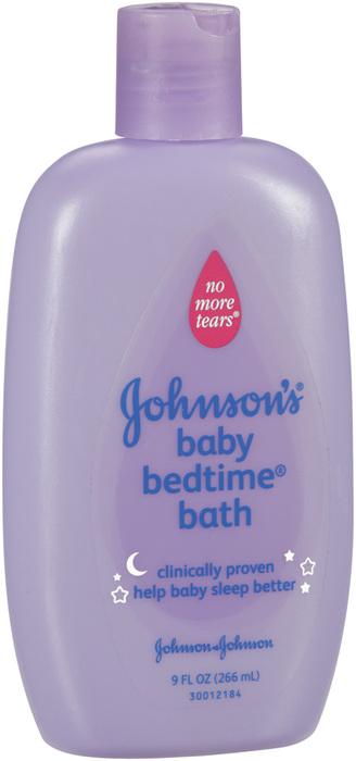 Johnson's Bedtime Bath  - 9oz