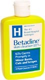 Betadine Skin Cleanser - 4 Ounces