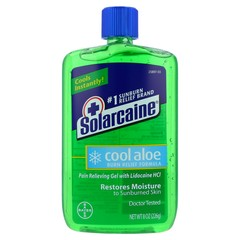 Solarcaine Burn Relief Aloe Extra Gel  - 8 oz