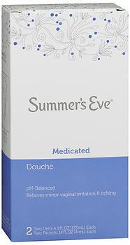 SUMMERS EVE TWNMEDI DCH 2X4.5OZ  - Size 2X4.5OZ  DCH at MedshopExpress.Com