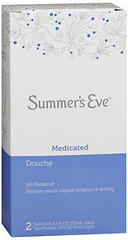 SUMMERS EVE TWNMEDI DCH 2X4.5OZ  - Size 2X4.5OZ  DCH at MedshopExpress.Com