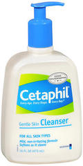 Cetaphil Gentle Skin Cleanser  - 16oz
