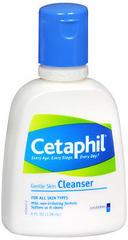 Cetaphil Skin Cleanser, Gentle  - 4oz