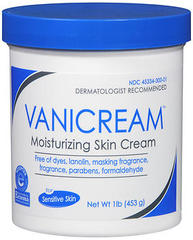 Vanicream Moisturizing Skin Cream 16oz