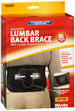 Mueller Sport Care Back Brace Lumbar Adjustable One Size 6721 - 1 EA
