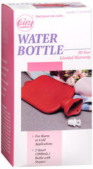 Cara Water Bottle with Stopper Economy - 1 EA