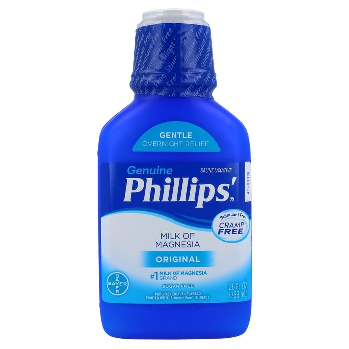 Phillips' Milk Of Magnesia Original 26oz