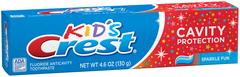 CREST KIDS TUBE TOOTH PASTE 4.6OZ  - Size 4.6OZ  TOOTH PASTE at MedshopExpress.Com