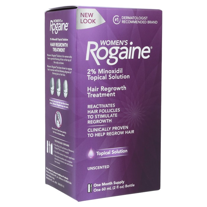Rogaine Hair Regrowth Treatment for Women  - 2oz