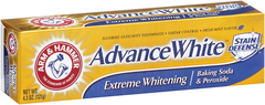 Arm & Hammer Advance White Toothpaste Baking Soda & Peroxide - 4.3 Ounces