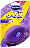 Dr. Scholl's For Her Rub Relief Strips - 1 PR