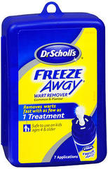 Dr. Scholl's Freeze Away Wart Remover - 7 EA