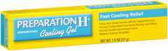 Preparation H Hemorrhoidal Gel  - 1.8oz