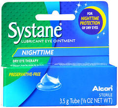 Systane Lubricant Eye Ointment - 3.5 GM