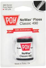 POH No Wax Floss Classic 490