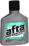 Afta Pre-Electric Shave Lotion Original - 3 OZ