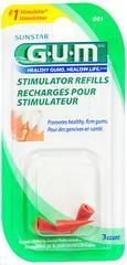 Butler G-U-M Stimulator Refills - 3 Each
