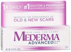 Mederma Advanced Scar Gel - 0.7 Ounce