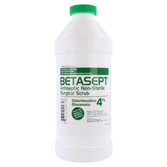 Betasept Antiseptic Surgical Scrub - 32 Ounces