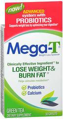Mega-T Green Tea Supplement 30 caps  30caps